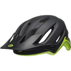 Bell 4Forty MIPS Casque, cliffhanger matte/gloss black/bright green